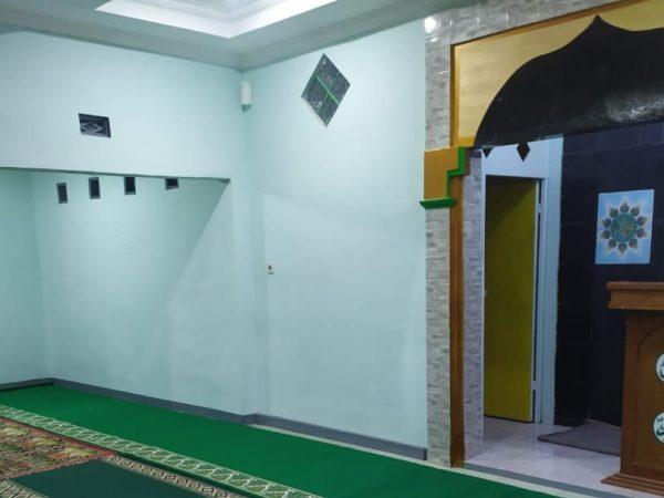 Pernampilan baru Masjid Al bayyinah