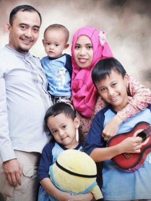 H. Arief Ketua DKM Masjid Al Bayyinah